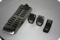 OEM Audi A5 S5 RS5 Aluminium Sport Pedal and Dead Pedal Set